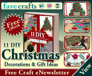 Expired: Free DIY Christmas Decorations and Gift Ideas