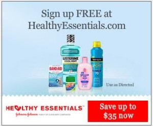 Expired:Free Coupons & Offers from Johnson & Johnson
