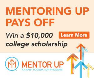 Expired: Mentor Up Win a $10,000 Scholarship