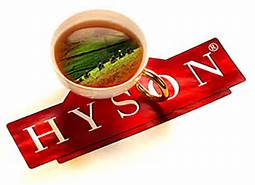 Expired: Free Hyson Tea Sample