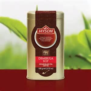 Free Ceylon Tea Sample