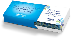 Expired: Free Kleenex Care Pack