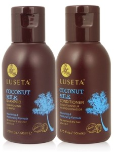 Free Luesta Shampoo and Conditioner Sample
