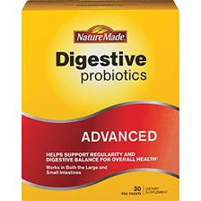 Free Nature Made Advanced Probiotic Sample