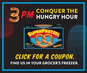 Expired:Superpretzel Coupon