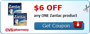 Expired: Big Zantac Coupon