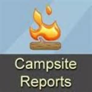 Free Campside Reports Sticker!