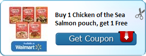 Expired: Free Chicken of the Sea Salmon