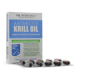 Expired: Free Dr Mercola's Antarctic Krill Oil Sample