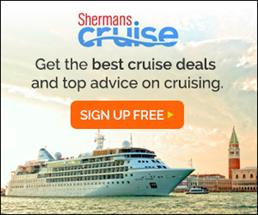 Expired:Best Cruise Deals with Sherman's Cruise
