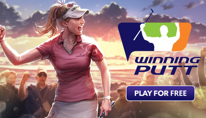 Expired: Play Free Golf Online with Winning Putt!