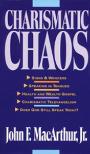 Free Charismatic Chaos Book