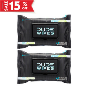 Expired: Free Dude Wipes Sample