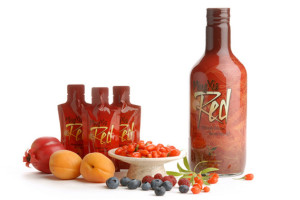 Free International NingXia Red Sample