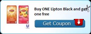 Expired:Free Lipton Black Tea