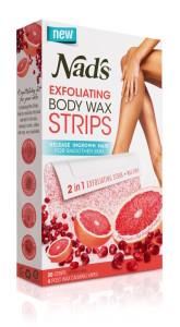 Expired:Free Nads Body Wax Strips