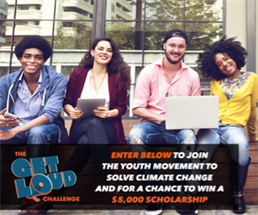 Expired: Win a $5,000 Scholarship in the Get Loud Challenge