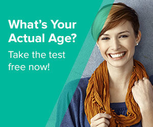 Expired: Find Out Your REAL AGE for Free!
