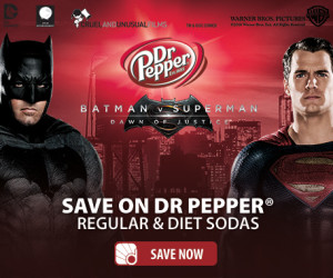 Expired: Save on Dr Pepper!