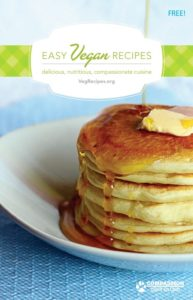 Free Easy Vegan Recipes Booklet