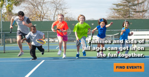 Free Tennis Day for Kids