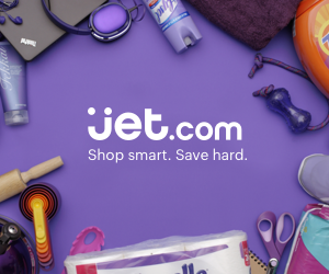 Shop Smart Save Hard with Jet