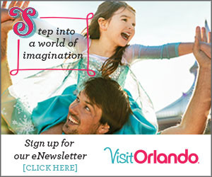 Expired: Visit Orlando: Free Newsletter!