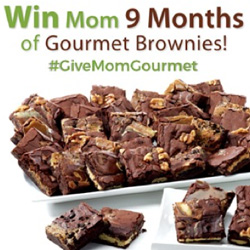 Expired: Win 9 Months of Brownies!