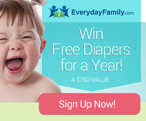 Win Diapers for a Year