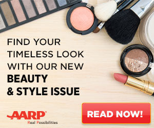 Free AARP The Magazine Beauty & Style Issue