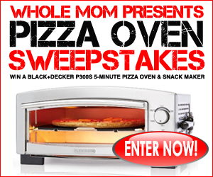 Expired: Win a Pizza Oven
