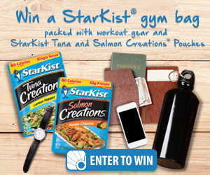 Expired: Win a Starkist Gym Bag