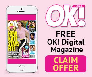 Free Digital Subscription to OK! Magazine