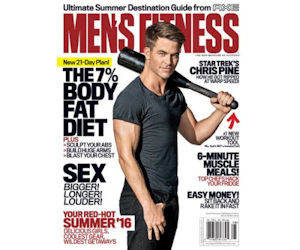Expired:Free Subscription to Men's Fitness