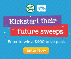 Expired: LeapFrog Sweepstakes
