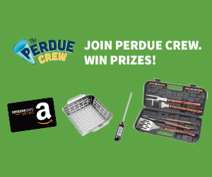 Win Grilling Tool Sets from The Perdue Crew