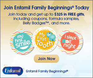 Expired: Up to $400 in Free Gifts! Join Enfamil