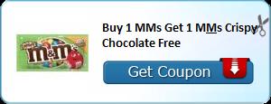 Expired:Free Crispy M&Ms