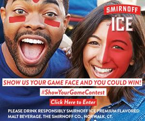 Smirnoff #ShowYourGameContest