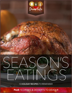 Expired: $1,000 Giveaway! Free Season's Eatings Recipe Book