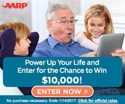 Expired: AARP Check Your Tech $10K Sweepstakes!