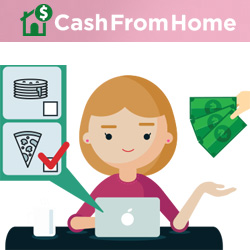 Expired:Cash From Home