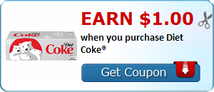 Expired: Diet Coke Coupon