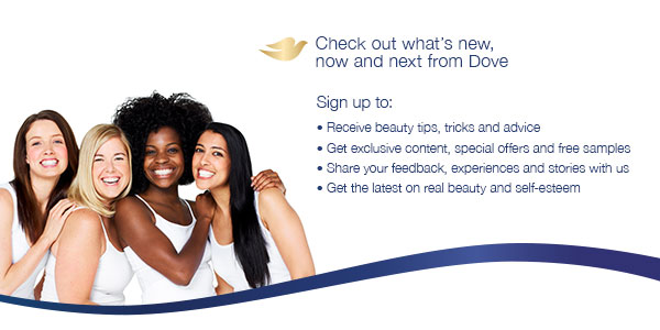 Free Samples & Coupons from Dove