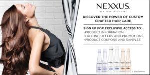 Expired:Free Nexxus Samples & Coupons