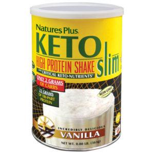 Expired:Free Ketoslim Vanilla Protein Shake