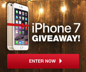 Expired: iPhone 7 Giveaway