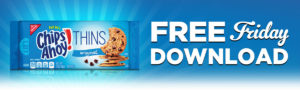 Expired: Free Chips Ahoy! Thins