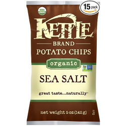 Expired: Win a 15 Pack of Kettle Brand Chips!