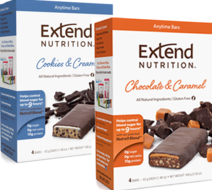 Expired: Free Extend Nutrition Bar